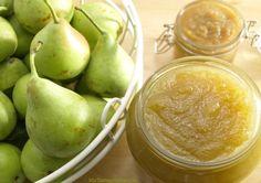 Mermelada de pera - MisThermorecetas.com Mexican Food Recipes, Sweet Recipes, Honeydew, Desert Recipes, Chutney, Deserts, Health Fitness, Chocolate, Fruit