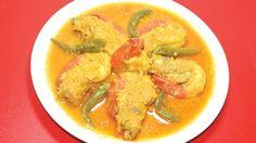 Very Special Bengali Prawn Recipe Mohini Chingri. This Chingri Macher Recipe is very delicious rich Bengali fish recipe. Ingredients of Mohini Chingri: Prawn. Bengali Fish Recipes, Prawn Recipes, Prawn Curry, Thai Red Curry, Unique, Ethnic Recipes, Food, Shrimp Recipes, Essen