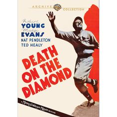 Death On The Diamond (Mod) from Warner Bros.: And it's one, two, three strikes you're out at the old ball game -… #Movies #Films #DVD Video