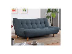 sof cama clic clac de tela vincent azul