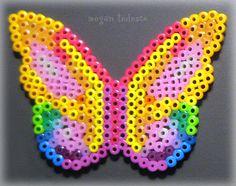 Beaded Wings by MeganTheartist on @deviantART