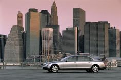 Photographs of the 2003 Maybach An image gallery of the 2003 Maybach Turin, Zeppelin, Rolls Royce, Machine Volante, Mercedes Maybach, S Class, Vans, Concept, Image