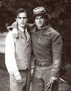 The Vampire Diaries, The Salvatore Brothers