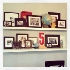 photo display. @Emily Schoenfeld Schoenfeld Trautman