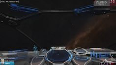 Elite : Dangerous is beautiful space sim. I want it!