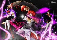 Wallpaper Iori Yagami KOFXIII by GothicYola on DeviantArt
