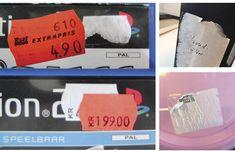 5 sätt att ta bort klibbet efter prislappen