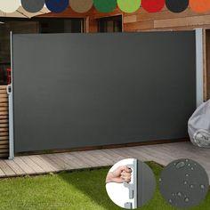 5.9u0027x9.8u0027 Sunshade Retractabl E Privacy Divider Screen Side Awning Outdoor  Patio