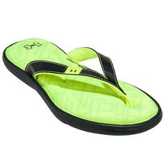 14fcc55d6c8e6 Need a comfortable pair of  FlipFlops  This  UnderArmour pair is perfect!  Under