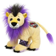 "Lion Cat Rock 'N Roar Ganz Webkinz Rockerz 8.5"" Plush  $17.99"