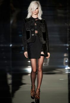 TOM FORD Women Spring & Summer Collection 2015 - Inspiration for NationofVintage.com