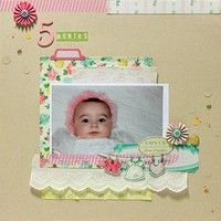 A Project by mariaje from our Scrapbooking Gallery originally submitted 10/19/12 at 07:08 PM
