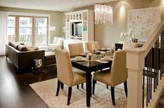 small living dining combo - Google Search