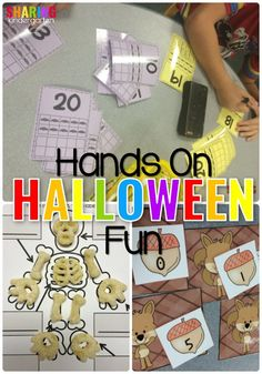 Hands On Halloween F