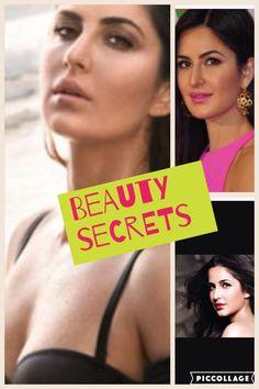 CELEBRITY BEAUTY SECRETS- KATRAINA KAIF|