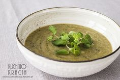 Broccoli soup.