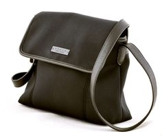 COACH NEOPRENE LEATHER MESSENGER TOTE BAG PURSE  #Coach #MessengerCrossBody