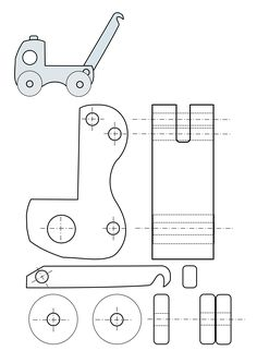 Diy Wooden Toys Plans, Wooden Toy Cars, Handmade Wooden Toys, Wooden Decor, Wooden Diy, Intarsia Patterns, Teddy Toys, Small Wood Projects, Creation Deco