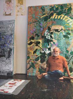 robert kushner artist                                                                                                                                                     More