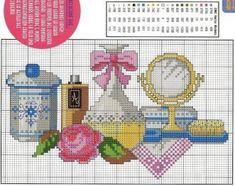 ru / Фото - album Misc c-s 65 - joobee Tiny Cross Stitch, Cross Stitch Kitchen, Beaded Cross Stitch, Cross Stitch Designs, Cross Stitch Embroidery, Cross Stitch Patterns, Needlepoint Patterns, Embroidery Patterns, Filet Crochet Charts
