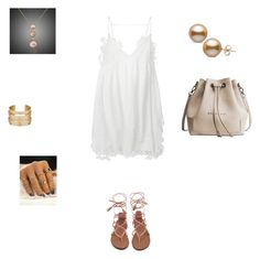 """""""Untitled #140"""" by ana-gabriela02 on Polyvore featuring Chloé"""