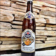 This is the first Weisse Beer I ever had - Italy 1988 - Schneider Weisse - TAP1 - Meine Blonde Weisse - 5.2% ABV