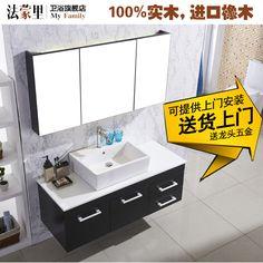 Badmöbelset Luxx Doppelwaschtisch Waschtisch Badezimmermöbel LED Spiegel |  Bathroom | Pinterest | EBay