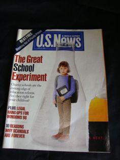US News & World Report, 4/27/1998, Charter Schools