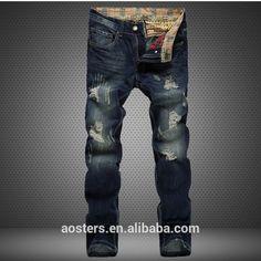 d7b20d55eba8d Custom top design jogger famous brand jeans men pants negotiate price Men s  Jeans