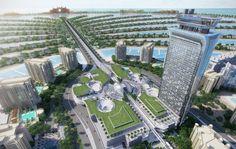 Nakheel and Starwood Hotels & Resorts to debut St. Regis on Dubai's Palm Jumeirah [Futuristic Hotels: http://futuristicnews.com/tag/hotel/]