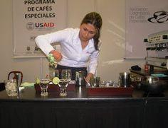 Representante de Colombia en Campeonato Mundial de Baristas 2011, Bogotá Lina Zea de Amor Perfecto : )