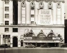 American Theater, 619 Market Street. (1936) Missouri History Museum