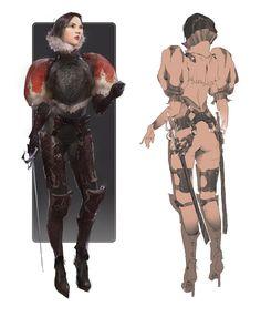 ArtStation - Countess, Beth H