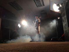 More behind the scenes of the 2015 commercial shoot. @hunterpence  #SFGiants