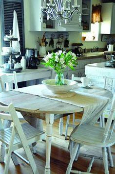 Cottage Farmhouse Decorating Ideas