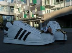 Adidas Giant Shoes in Portland