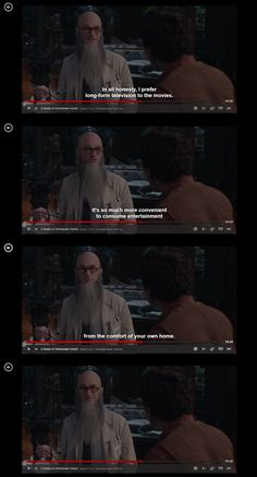 Netflix's A Series of Unfortunate Event, everyone
