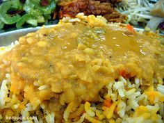 Food So Good Mall: Indian Dahl Curry