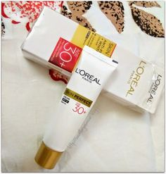 Beauty and Fashion obsessions: Loreal Paris SKIN PERFECT Anti Fine Lines + Whiten...