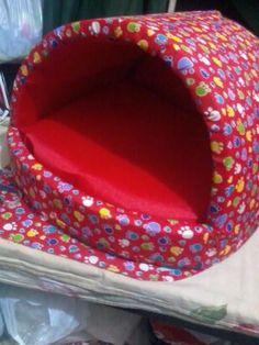 Casinha Iglu Extra Grande- Cama para cães e gatos Produção própria