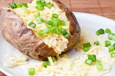 Hearty And Filling Tater Recipe: Loaded Slow Cooker Baked Potatoes