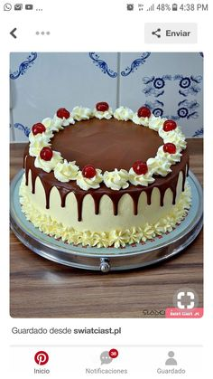 Cake Decorating: How About Birthday Cakes For Adults Cake Decorating For Beginners, Easy Cake Decorating, Birthday Cake Decorating, Bolo Drip Cake, Drip Cakes, Oreo Cake Recipes, Easy Cake Recipes, Ghee Cake Recipe, Latest Birthday Cake