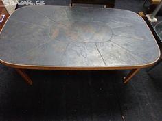 Prodám konfereční stůl - břidlicový kámen + - obrázek číslo 1