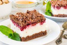 Výborný a osviežujúci koláčik..