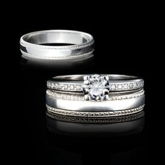 Svadobná obrúčka Wedding Bands, Engagement Rings, Jewelry, Enagement Rings, Wedding Rings, Jewlery, Jewerly, Schmuck, Jewels