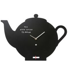 Часы настенные 'Teapot'