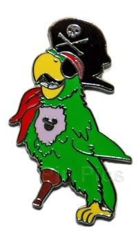 Walt Disney Pins, Trading Disney Pins, Value Of Disney Pins Pirate Parrot, Puffins Bird, Woody Woodpecker, Disney Pins For Sale, Hidden Mickey, Disney Trading Pins, Pirates Of The Caribbean, Walt Disney, Friends