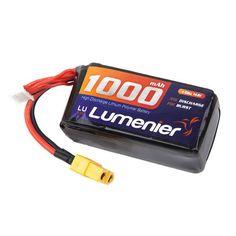 Lumenier 1000mAh 4s 35c Lipo Battery - Go Drones  - 4