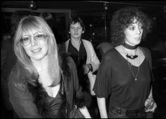 Cynthia and Maureen