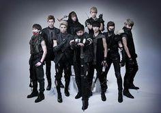 BTL K-POP novo GRUPO 2014 (maio 12)
